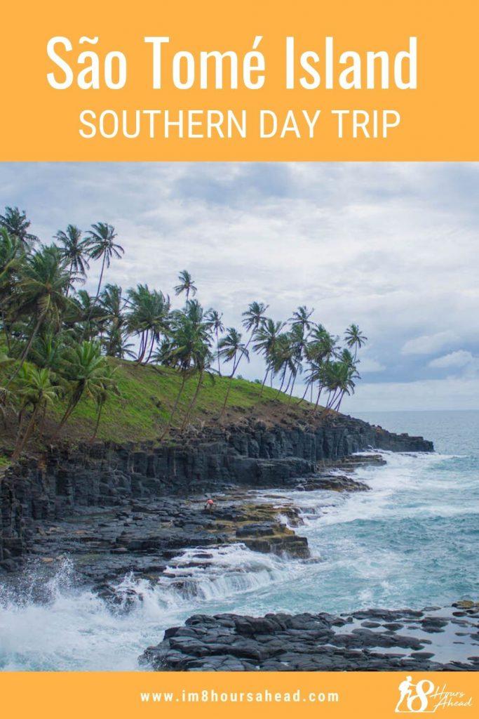 Sao Tomé Southern Day Trip