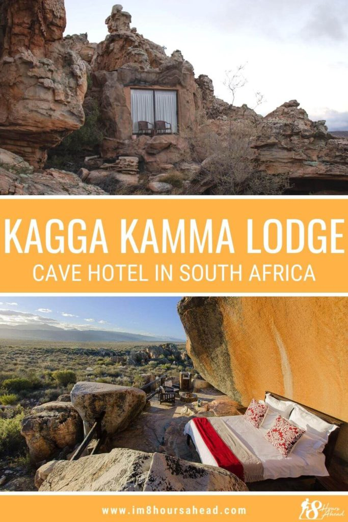 Kagga Kamma Lodge: staying in a cave hotel in South Africa