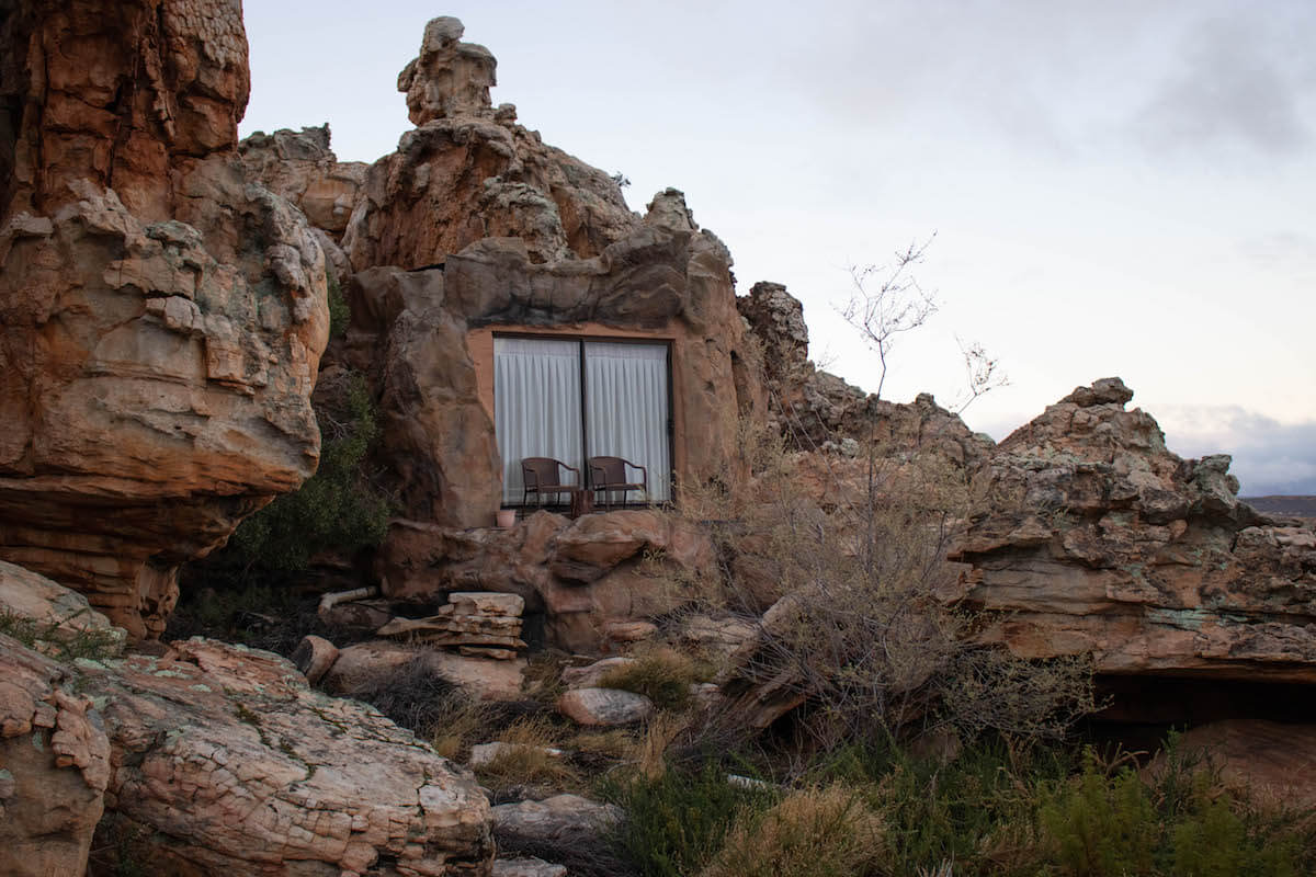 Kagga Kamma Lodge: the best cave hotel you'll ever stay in