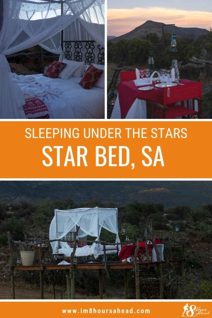 Epic night sleeping at the Star Bed