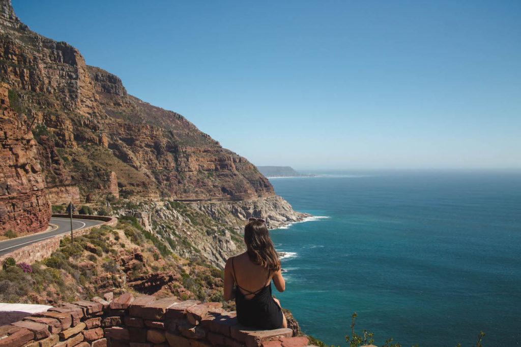 Chapman's Peak viewpoint