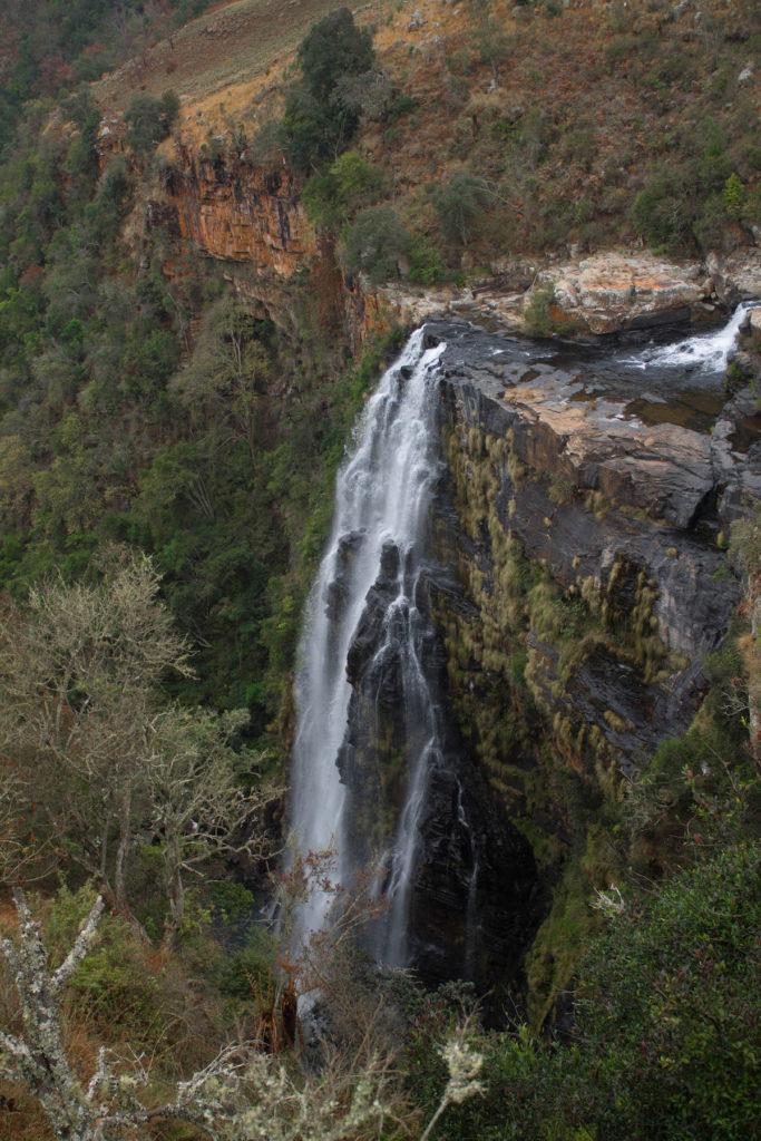 Panorama Route falls