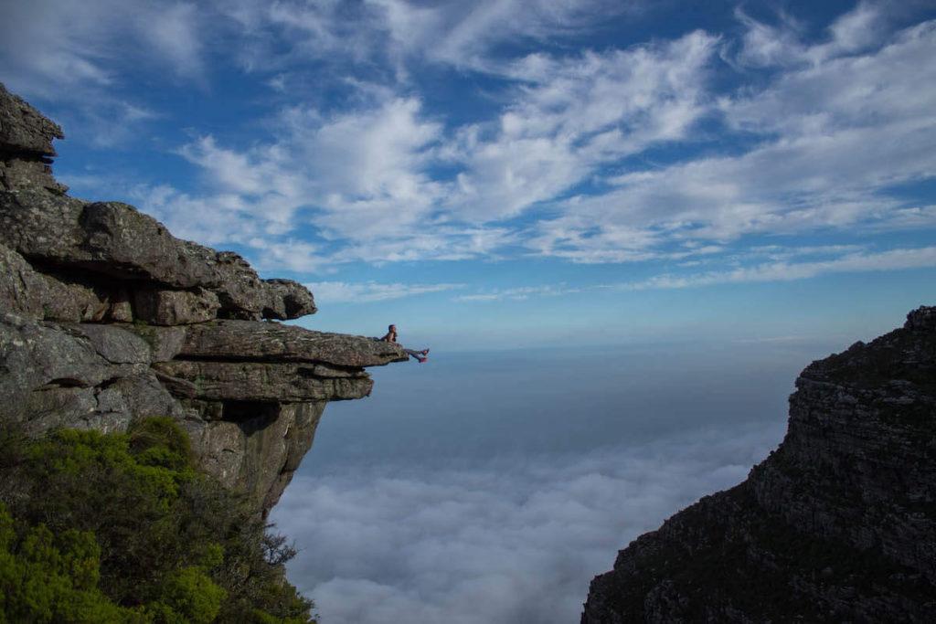 Kastelpoort hike at Table Mountain National Park