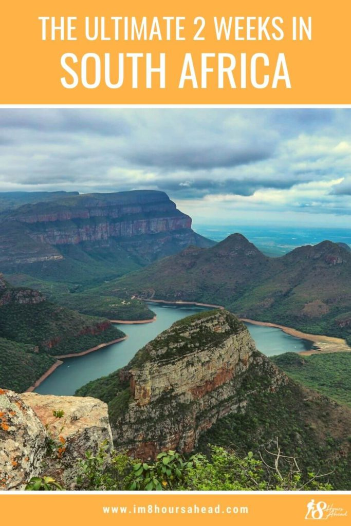 Two weeks in South Africa Itinerary