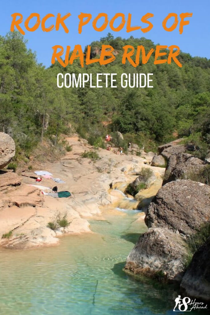 Rock pools of Rialb river complete guide