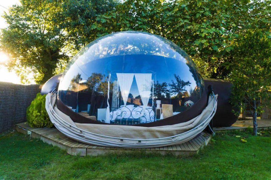 Bubble suite at Mil Estrelles