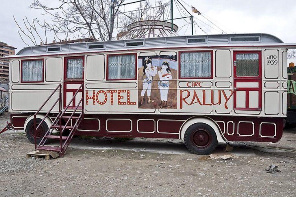 Circ Raluy campervan